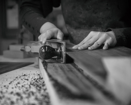 Luthier Yunah Park